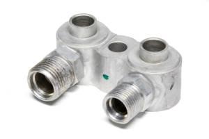 VINTAGE AIR #45024 GM Vertical Compressor Rear Adapter Block Flat