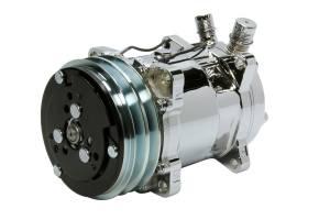 VINTAGE AIR #48085 Sanden SD 508 Compressor R-134A
