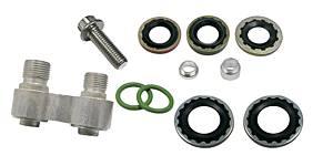 VINTAGE AIR #341080 GM Compressor Line Adapter Kit