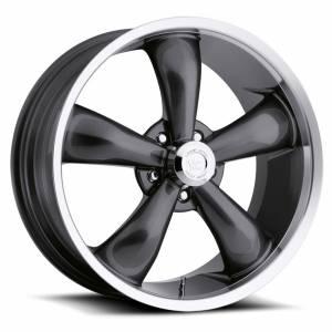 VISION WHEEL #142-2983GM20 Wheel 20X9 6-139.7/5.5 G unmetal Vision Legend 5