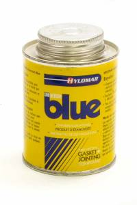 VALCO #710XX963 Hylomar Blue 250ml Can w/Brush Top 8.5oz
