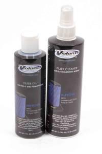 VOLANT #5100 Filter Recharge Kit Blue
