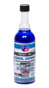 VP FUEL CONTAINERS #VPF2085 Cool Down Coolant System Improver 16oz