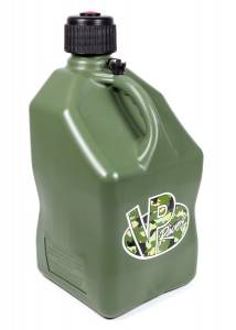 VP FUEL CONTAINERS #3842 Utility Jug 5 Gal Camo Square