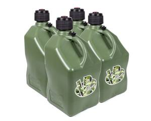 VP FUEL CONTAINERS #3844 Utility Jug 5 Gal Camo Square (Case 4)