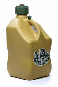 VP FUEL CONTAINERS #4042 Utility Jug 5 Gal Tan Square