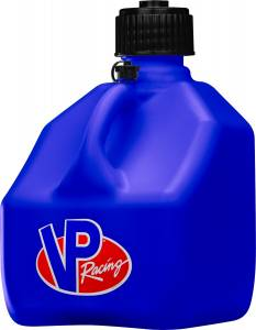 VP FUEL CONTAINERS #4182 Utility Jug 3 Gal Blue Square
