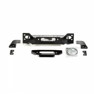 WARN #101255 18-   Jeep JL OE Bumper Winch Carrier