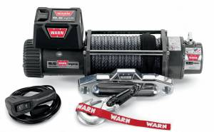 WARN #87310 9.5XP-S Winch 9500# With Synthetic Rope