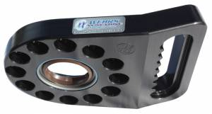 WEHRS MACHINE #WM197 Pinion Mount Angled Sng Sided Climber Alum