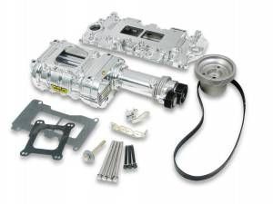 WEIAND #6510-1 SBC 142 Supercharger Kit - Polished