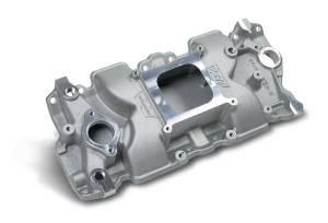 WEIAND #7547-1 SBC IMCA X-Celerator Intake Manifold