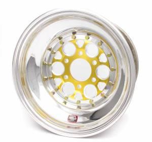 WELD RACING #756-51016 15x10 Magnum 6 Pin Wheel 6.0 BS