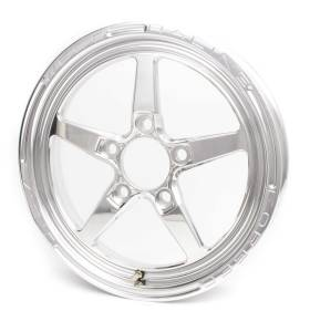 WELD RACING #88-15272 Aluma Star 15x3.5 1pc Wheel 5x4.75  2.25 BS