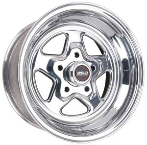 WELD RACING #96-58278 15 X 8in. Pro Star 5 X 4.75in. 4.5in. BS