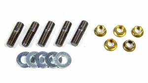 WELD RACING #P613-0069 3/8-24 Rotor Stud Kit w/Nuts & Washers (5pk)