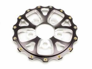 WELD RACING #P613B-84 B 5x4.75 Rear Wheel Center V-Series Drag - Black
