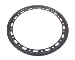 WELD RACING #P650B-5275 15in 16 Hole Bead Lock Ring Black No Tabs