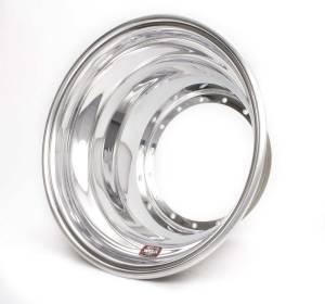 WELD RACING #P857-5714 15X x 7.25 Sprint Outer Wheel Half - No-Loc