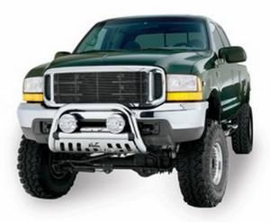 WESTIN #32-0220 99-   Ford F250/350/Excu Chrome Bull Bar