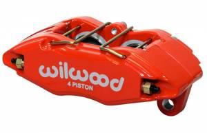 WILWOOD #120-12949-RD Caliper Dynapro Honda/Acura Red