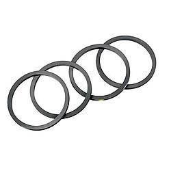 WILWOOD #130-3084 Square O-Ring Kit - 1.75/1.38/1.38