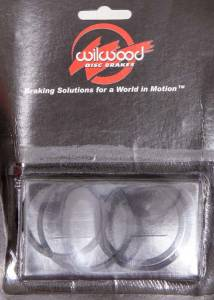 WILWOOD #130-5100 Square O-Ring Kit 1.88/1 .62