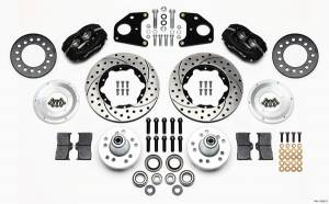 WILWOOD #140-11020-D FDL Front Disc 11in Rotor E-Body