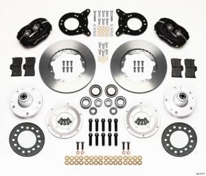 WILWOOD #140-11071 Front Disc Brake Kit 65-69 Mustang