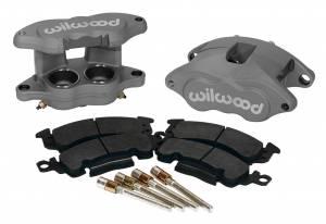 WILWOOD #140-11290 Front Caliper Kit D52 / Big GM Blk Anodize