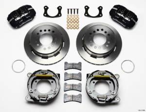 WILWOOD #140-11389 Rear Disc Brake Kit Big Ford