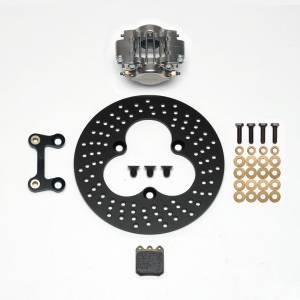 WILWOOD #140-12956 Sprint Brake Kit LF Alum Rotor