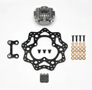 WILWOOD #140-12957 Sprint Brake Kit LF Steel Rotor