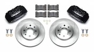 WILWOOD #140-12996 Brake Kit Front Honda/Acura Black