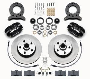 WILWOOD #140-13476 Front Disc Brake Kit 65- 69 Mustang