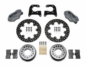 WILWOOD #140-3623-BD Rear Drag Kit Big Ford 2.5in Offset