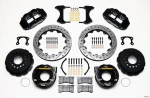 WILWOOD #140-9219-D Rear Disc Brake Kit Ford New Style 12.88 Rotor