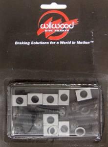 WILWOOD #230-5308 Rotor Bolt Kit Dynamic Mnt (8pc)
