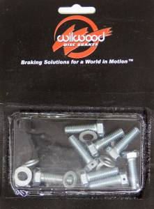 WILWOOD #230-8390 Bolt Kit Rotor 5/16-18 x 1.00