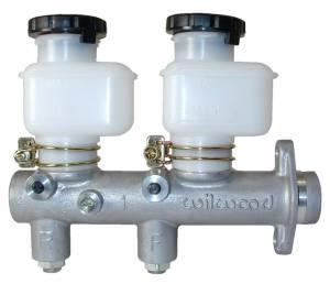 WILWOOD #260-8794 1.00in Master Cylinder w/Tandem Reservoir