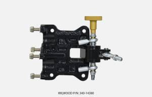 WILWOOD #340-14380 Pedal Assembly 60 Degree Tru-Bar