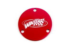 WINTERS #1726 Red Dust Cap  GN Hub