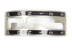 WINTERS #3092 Gate Plate C4 & C6 Reverse Pattern