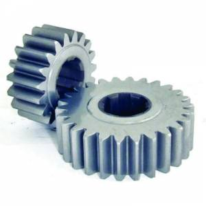 WINTERS #3815 Gear Set Quick Change 6 Spline 7in Midget Rear