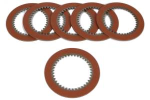 WINTERS #61853-6-1 Friction Disc 6-Pack for Falcon