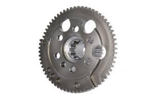 WINTERS #63844-10H Flywheel SBC w/Crank Coupler 10spl HTD