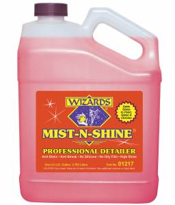 WIZARD PRODUCTS #1217 Mist-N-Shine 1 Gallon