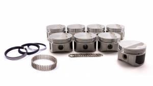 WISECO-PRO TRU #PTS500A4 SBF F/T Piston Set 4.040 Bore -7cc