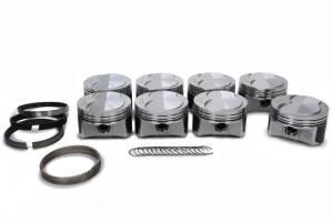 WISECO-PRO TRU #PTS523A903 LS1 Domed Piston Set 3.903 Bore +4cc