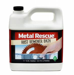 WORKSHOP HERO #WH290487 Metal Rescue Rust Remover - 1 Gallon